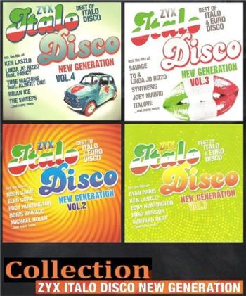 VA - ZYX Italo Disco New Generation Complete Collection