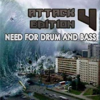VA-Need For Drum And Bass: Attack Edition 4