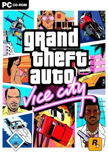 GTA: Vice City Deluxe [RePack от xGhost]