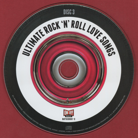 VA - Ultimate Rock 'N' Roll Love Songs