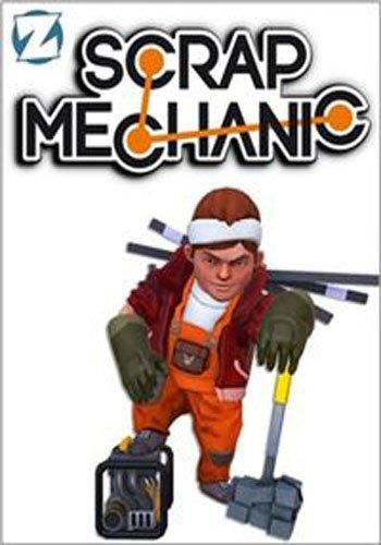Scrap mechanic 0 1 31 скачать торрент - 2a