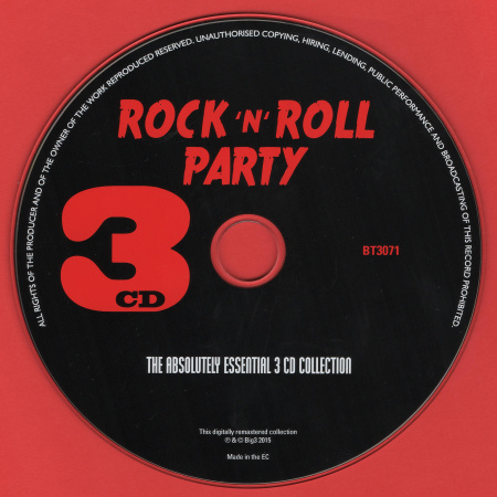 VA - Rock 'n' Roll Party - The Absolutely Essential
