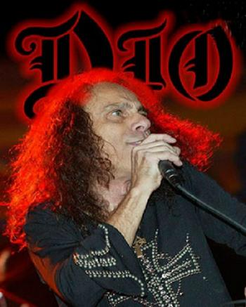DIO / Ronnie James Dio - Дискография