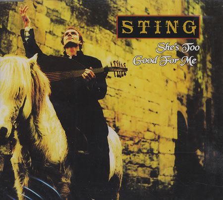 Sting - Fields Of Gold The Best Of Sting 1984-1994 EAC FLAC