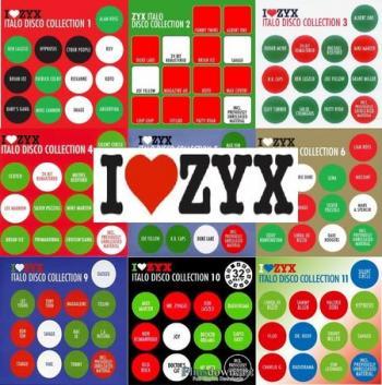 Various - I Love ZYX Italo Disco Collection 9