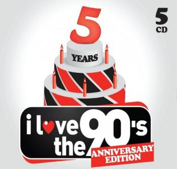 VA - 5 Years I Love The 90s