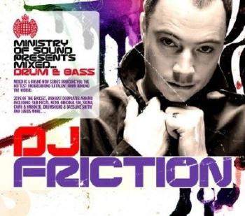 VA-Ministry of Sound pres. Drum & Bass Mixed DJ Friction
