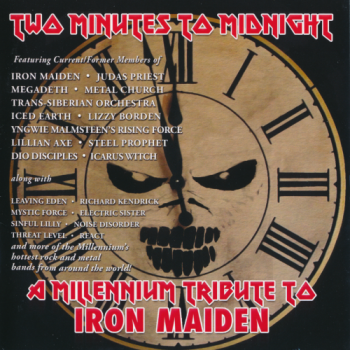 VA - Two Minutes To Midnight: A Millennium Tribute To Iron Maiden (2CD)