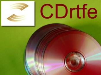 CDrtfe 1.3.9 Repack + Portable by Otanim