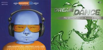 VA - Dream Dance Vol. 43 (сборник, 2CD) (2007)
