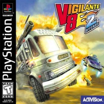 Vigilante 8 для ps1