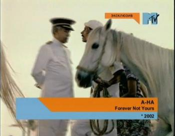 A-HA Forever Not Yours