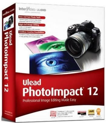 Ulead Photo Impact 12 (2007)
