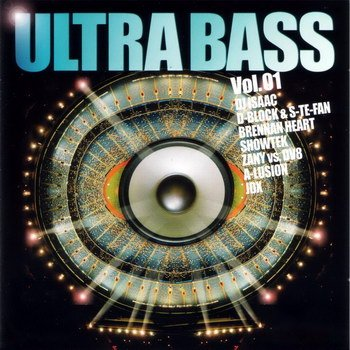VA - Ultra Bass Vol.1 2007 (2007)