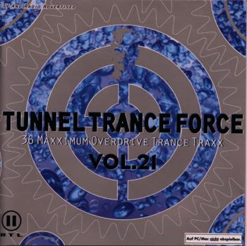 [TRANCE] Tunnel Trance Force Vol 21 (2002)