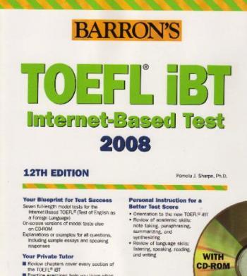 скачать barron s toefl ibt 14th edition бесплатно