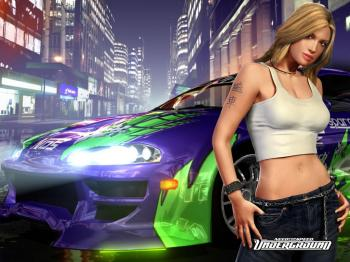 OST NFS: Underground 1, 2, Most Wanted