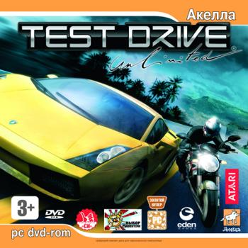No-DVD 1.66a для Test Drive Unlimited