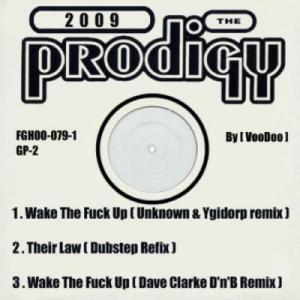 VooDoo Presents The Prodigy - Prodigy Remixes (2009)