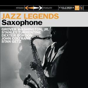 Jazz legends Saxophone