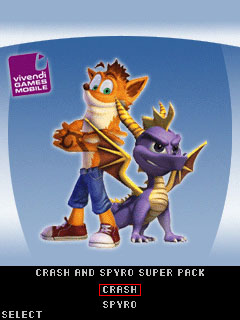Скачать игру Spyro на ПСП - картинка 1
