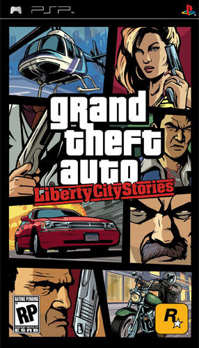 [PSP] Grand Theft Auto: Liberty City Stories [Сейв]