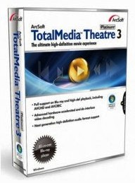 ArcSoft TotalMedia Theatre Platinum SimHD 3.0.1.160 + Patch 3.0.1.185 + Sim3D plug-in