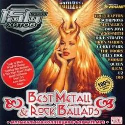 VA - Best metal rock ballads