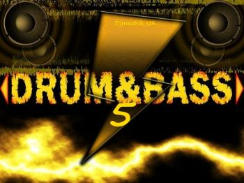 VA - Drum and Bass arena 5 for Pirate Station Full version by Djmuzhik UA