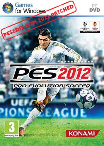 PESEdit.com 2012 Patch 2.0 + FIX 2.0.1 для Pro Evolution Soccer 2012