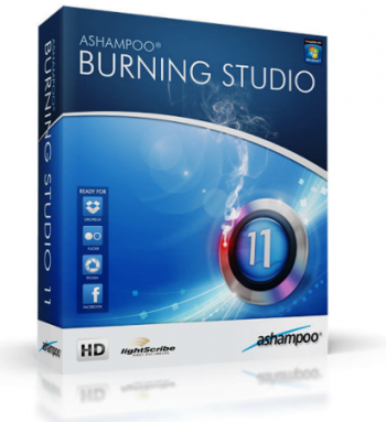 Ashampoo Burning Studio 11.0.4 Final RePack