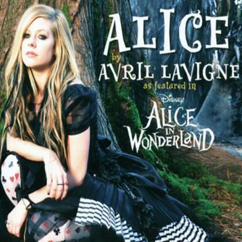 Avril lavigne alice скачать