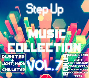 VA - Music collection Vol  7 by Step Up [2012, DubStep