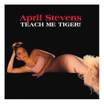 April stevens teach me tiger скачать