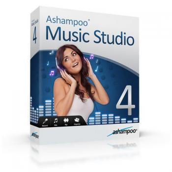 Ashampoo Music Studio 4.1.0.16 Final Portable