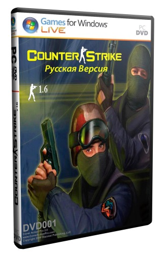 Counter-Strike 1.6 [RUS]