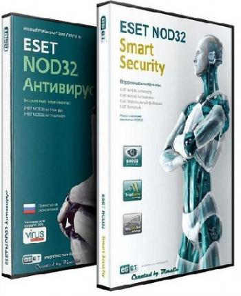 ESET Smart Security + NOD32 Antivirus 9.0.349.14 RePack by SmokieBlahBlah