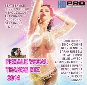VA - Female Vocal Trance Mix