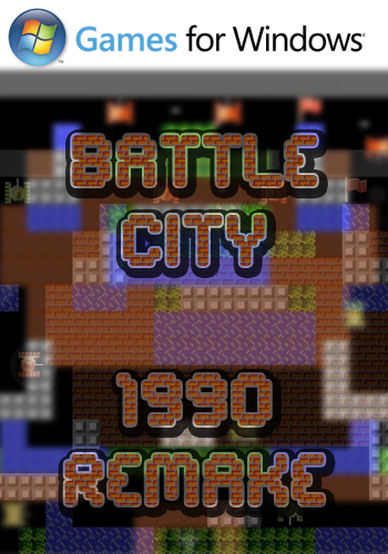 Battle City 1990 Remake