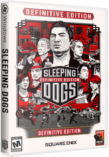Sleeping Dogs: Definitive Edition [Update 1] [RePack от R.G. Catalyst]