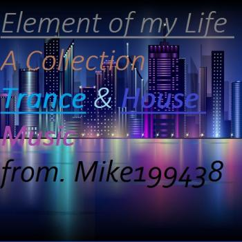 Va element of my life a collection trance house music for Trance house music