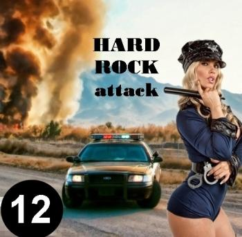 VA - Hard-Rock Attack vol. 12
