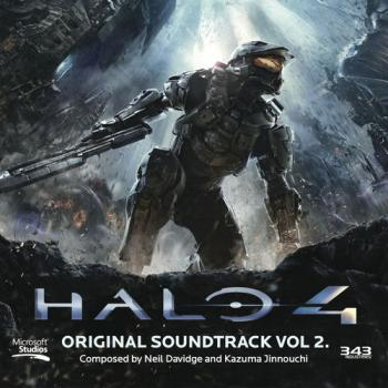 OST - Neil Davidge/Kazuma Jinnouchi - Halo 4 (Original Soundtrack Volume 2)