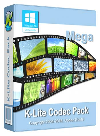 K-Lite Codec Pack 12.1.5 Mega