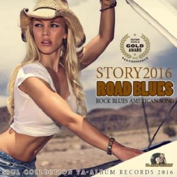 VA - Road Blues: Rock Blues American Song