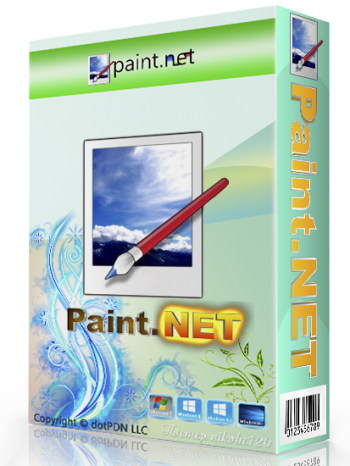Paint.NET 4.0.10 Final + Plugins Portable by Punsh