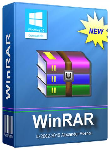 WinRAR 5.50 Final RePack by KpoJIuK