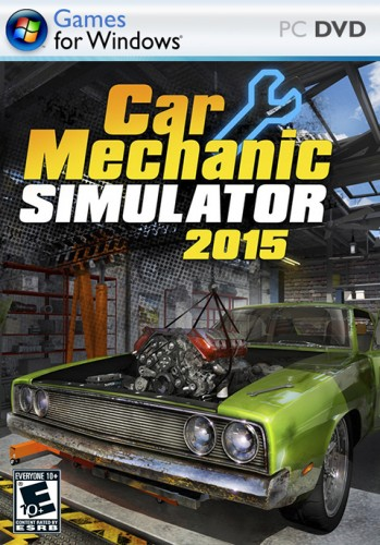 Car Mechanic Simulator 2015: Gold Edition [v 1.1.1.1 + 12 DLC] [RePack by xatab]