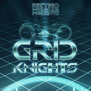 VA - Grid Knights [2015, Electronic, Darkwave, Electro, Soundtrack