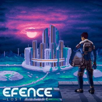 Efence - Lost Future [2017, Electronic, Dreamwave, Spacewave